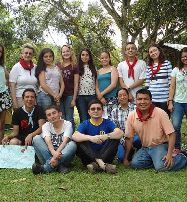 Campamento Bogotá ji 2017